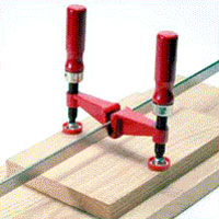 Perpendicular Clamp for Bar clamp