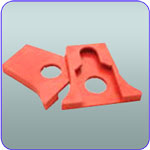 Shop Fox Pipe Clamp Pads