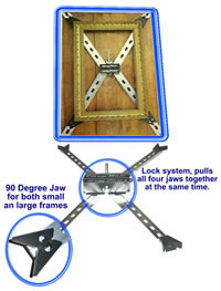 Clamp-Mate Frame Clamp