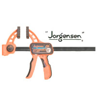 Jorgensen ISD One Hand Bar Clamp