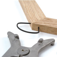 spring miter clamp set